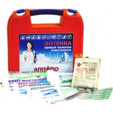 Аптечка «Первой Помощи Работникам», укомплектована в соответствии с приказом Минздравмедпрома №169н от 05.03.11