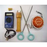 Лесотаксационные и измерительные приборы